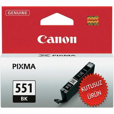 CANON - CANON CLI-551BK SİYAH ORJİNAL KARTUŞ (U)