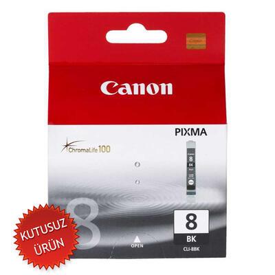 CANON - Canon CLI-8BK Siyah Orjinal Kartuş (U)