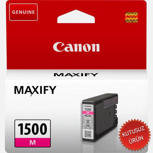 Canon PGI-1500M Kırmızı Orjinal Kartuş Maxify MB2050 / MB2350 (U)