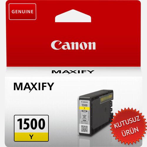 Canon PGI-1500Y Sarı Orjinal Kartuş Maxify MB2050 / MB2350 (U)