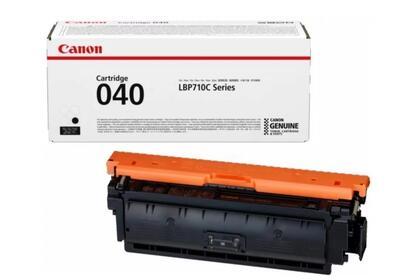 CANON - Canon CRG-040BK Siyah Orjinal Toner - İ-Sensys LBP-710Cx / LBP-712Cdn / LBP-712Cx