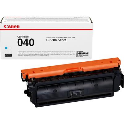 CANON - Canon CRG-040C Mavi Orjinal Toner - İ-Sensys LBP-710Cx / LBP-712Cdn / LBP-712Cx