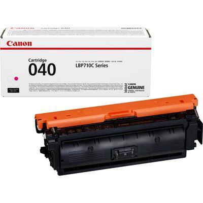 CANON - Canon CRG-040M Kırmızı Orjinal Toner - İ-Sensys LBP-710Cx / LBP-712Cdn / LBP-712Cx