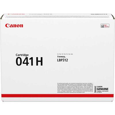 CANON - Canon CRG-041H Siyah Orjinal Toner Yüksek Kapasiteli - LBP-312dn / MF-522x