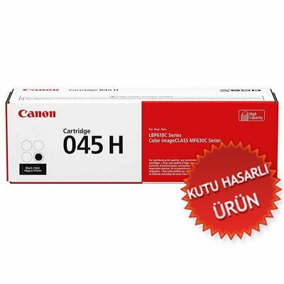 CANON - Canon CRG-045H BK Siyah Orjinal Toner - LBP-610 / MF630 (C)