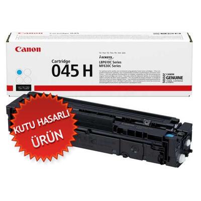 CANON - Canon CRG-045H C Mavi Orjinal Toner 1243C002 - MF631 / MF632 / MF633 (C)