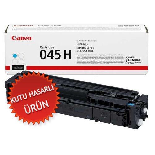 Canon CRG-045H C Mavi Orjinal Toner 1243C002 - MF631 / MF632 / MF633 (C)