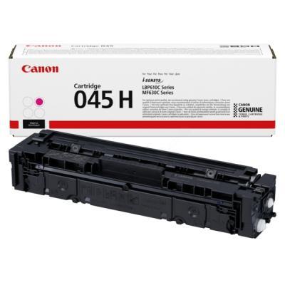 CANON - Canon CRG-045H M Kırmızı Orjinal Toner 1244C002 MF631, MF632, MF633, MF634, MF636, LBP-613