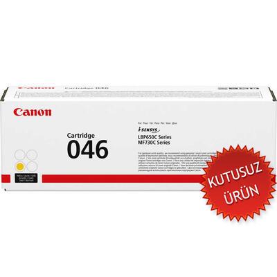 CANON - Canon CRG-046Y Sarı Orjinal Toner (U)