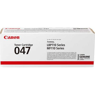 CANON - Canon CRG-047 Siyah Orjinal Toner (2164C002) LBP112, LBP113, MF112, MF113