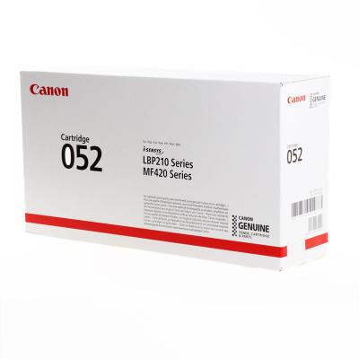 CANON - Canon CRG-052 Siyah Orjinal Toner (2199C002) LBP212DW, LBP214DW, LBP215X, MF421DW, MF428X, MF426DW