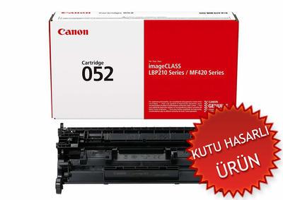 CANON - Canon CRG-052H Siyah Orjinal Toner Yüksek Kapasite (C)