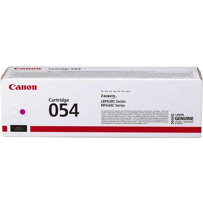 CANON - Canon CRG-054 M Kırmızı Orjinal Toner (3022C002) LBP621, LBP623, MF-640, MF-641, MF-643, MF-644