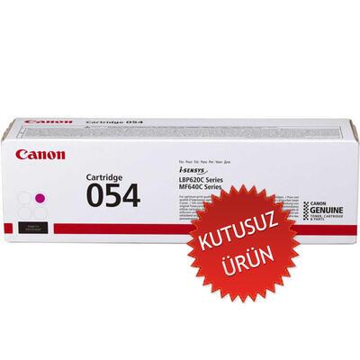 CANON - Canon CRG-054 M Kırmızı Orjinal Toner (3022C002) LBP621, LBP623, MF-640, MF-641, MF-643, MF-644 (U)