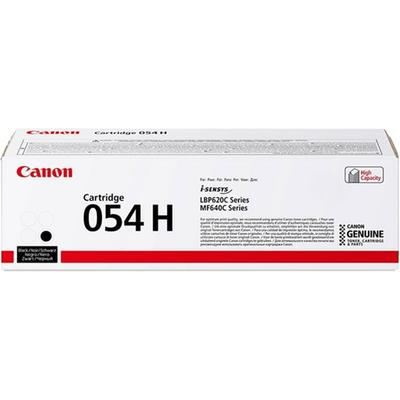 CANON - Canon CRG-054H BK Siyah Orjinal Toner (3028C002) LBP621, LBP623, MF-640, MF-641, MF-643, MF-644