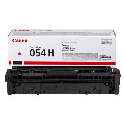 CANON - Canon CRG-054H M Kırmızı Orjinal Toner (3026C002) LBP621, LBP623, MF-640, MF-641, MF-643, MF-644