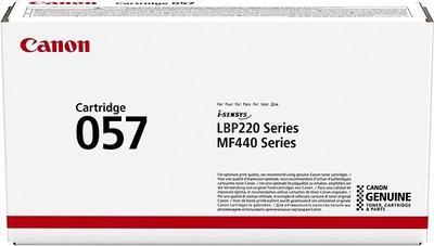 CANON - Canon CRG-057 Siyah Orjinal Toner (3009C002) LBP223, LBP226, LBP228, MF443