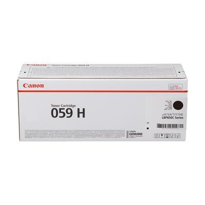 CANON - Canon CRG-059HBK Yüksek Kapasite Siyah Orjinal Toner - LBP850C Serisi