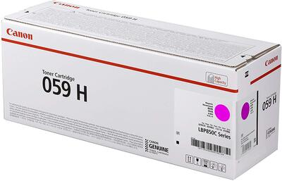 CANON - Canon CRG-059HM Kırmızı Orjinal Toner - LBP852Cx / LBP851C