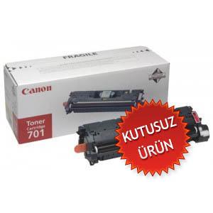 CANON - Canon CRG-701M Kırmızı Orjinal Toner (U)