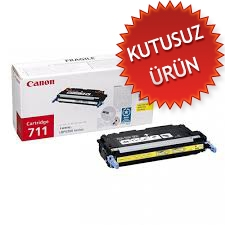 CANON - Canon CRG-711Y Sarı Orjinal Toner (U)