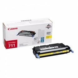CANON - Canon CRG-711Y Sarı Renkli Orjinal Toner LBP5300 / LBP5400
