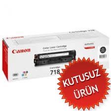 CANON - Canon CRG-718BK Siyah Orjinal Toner- LBP-7200 / MF8330C (U)