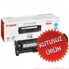 CANON - Canon CRG-718C Mavi Orjinal Toner (U)