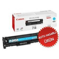 CANON - Canon CRG-718C Mavi Orjinal Toner - LBP 7200 /MF8330C / MF8350C (C)