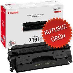 CANON - Canon CRG-719H Siyah Orjinal Toner (U)