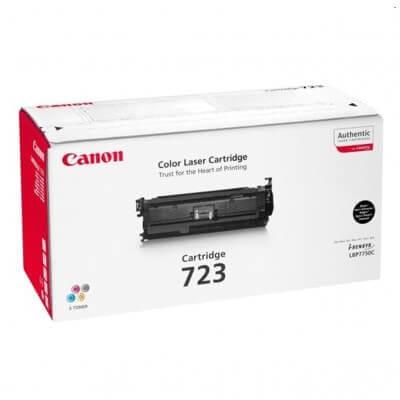 CANON - CANON CRG-723BK SİYAH ORJİNAL TONER LBP7750CDN