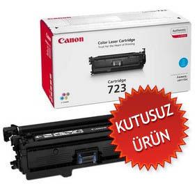 CANON - Canon CRG-723C Mavi Orjinal Toner (U)