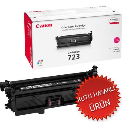 CANON - Canon CRG-723M Kırmızı Orjinal Toner (C)