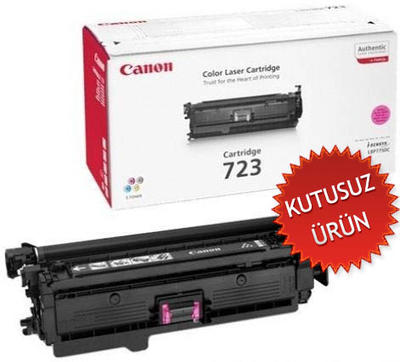 CANON - Canon CRG-723M Kırmızı Orjinal Toner LBP7750CDN (U)