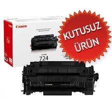 CANON - Canon CRG-724 Siyah Orjinal Toner (U)