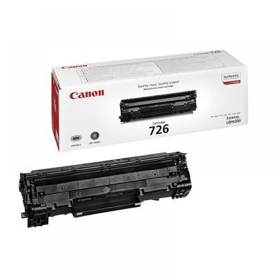 CANON - Canon CRG-726 Orjinal Siyah Toner - LBP-6200/LBP-6230