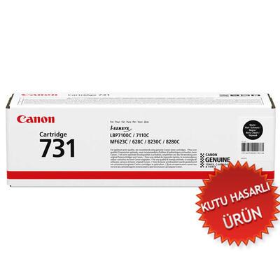 CANON - Canon CRG-731BK Siyah Orjinal Toner - LBP7100/LBP7110 /MF8280 (C)