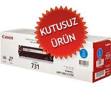 CANON - Canon CRG-731C Mavi Orjinal Toner - LBP7100 / LBP7110 / MF8280 / MF8230 (U)
