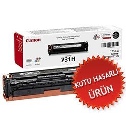 CANON - CANON CRG-731HBK SİYAH ORJİNAL TONER (C)