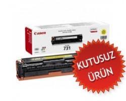 CANON - Canon CRG-731Y Sarı Orjinal Toner - LBP7100 / LBP7110 / MF8280 / MF8230 (U)