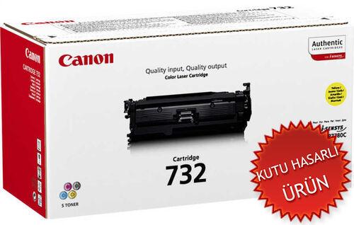 Canon CRG-732Y Sarı Orjinal Toner (C)