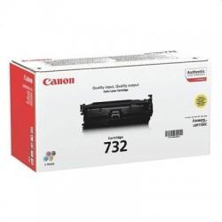 CANON - CANON CRG-732Y SARI ORJİNAL TONER i-Sensys LBP7780Cx