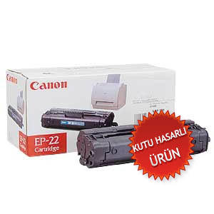 CANON - CANON EP-22 SİYAH ORJİNAL TONER (C)