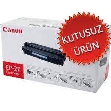 CANON - CANON EP-27 ORJİNAL TONER (U)