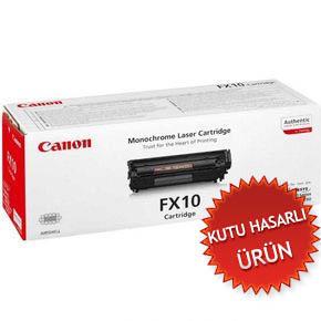 CANON - CANON FX-10 (FX10) ORJİNAL TONER (C)