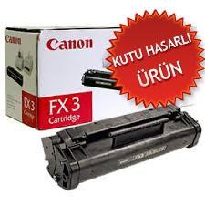 CANON - CANON FX-3 SİYAH ORJİNAL TONER (C)