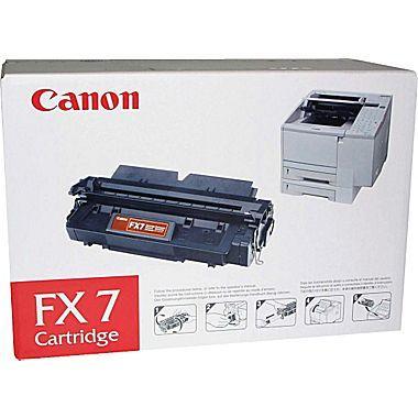 CANON - CANON FX-7 (FX7) ORJİNAL TONER FAX L2000 / LaserClass 710, 720, 730