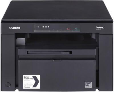 CANON - Canon i-SENSYS MF3010 Çok Fonksiyonlu Lazer Yazıcı + Tarayıcı + Fotokopi