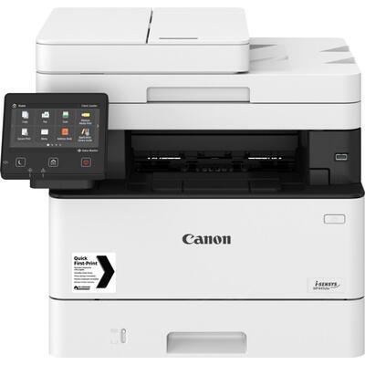 CANON - Canon i-Sensys MF445DW Wi-Fi + Tarayıcı + Fotokopi + Fax Çok Fonksiyonlu Mono Lazer Yazıcı