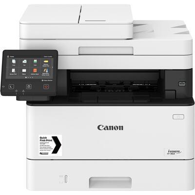 CANON - Canon i-Sensys MF446X Wi-Fi + Tarayıcı + Fotokopi Çok Fonksiyonlu Mono Lazer Yazıcı